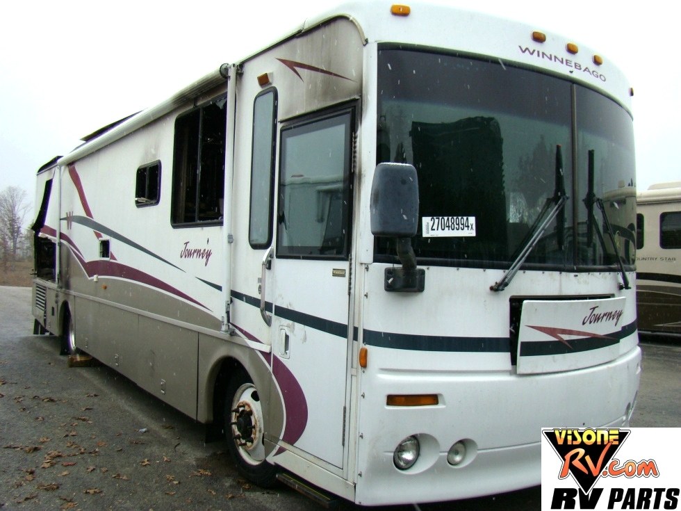 WINNEBAGO JOURNEY PARTS YEAR 2000. RV SALVAGE YARD  Used RV Parts