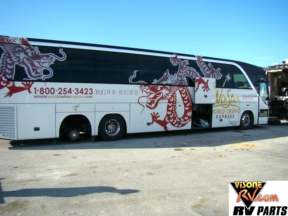 2005 SETRA S 417 BUS PARTS AND SETRA CHASSIS PARTS FOR SALE Used RV Parts