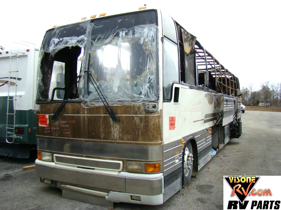 PREVOST PARTS - 2003 PREVOST XLII BUS PARTS FOR SALE  Used RV Parts