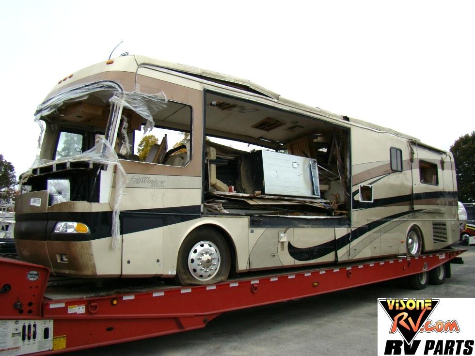 RV PARTS MONACO WINDSOR 2002 Used RV Parts