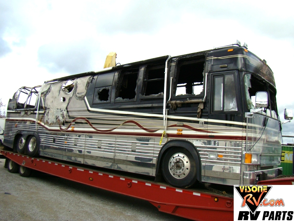 PREVOST PARTS - 1997 PREVOST BUS VOGUE MOTORHOME PARTS FOR SALE Used RV Parts