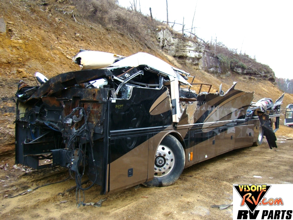 2005 AMERICAN TRADITION RV PARTS FOR SALE - RV SALVAGE  Used RV Parts
