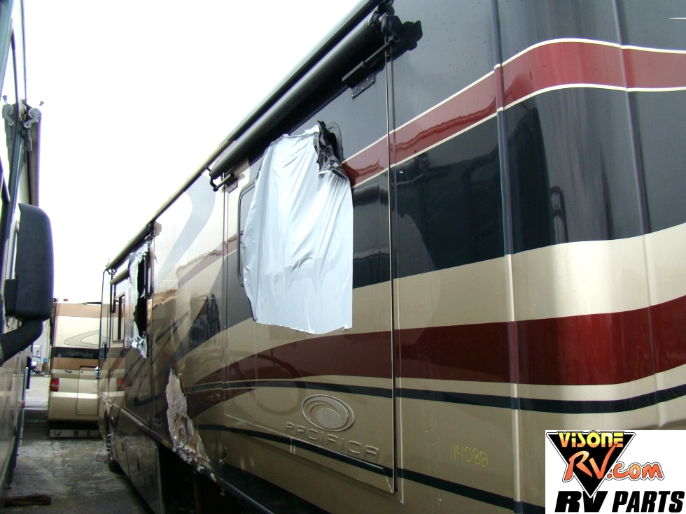2007 NATIONAL PACIFICA USED PARTS FOR SALE  Used RV Parts