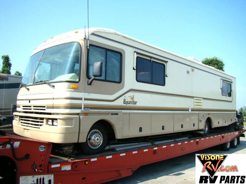 1997 FLEETWOOD BOUNDER RV MOTORHOME PARTS FOR SALE Used RV Parts