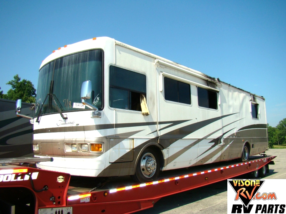 NATIONAL RV PARTS 2002 TRADEWINDS MOTORHOME PARTS FOR SALE VISONE RV  Used RV Parts