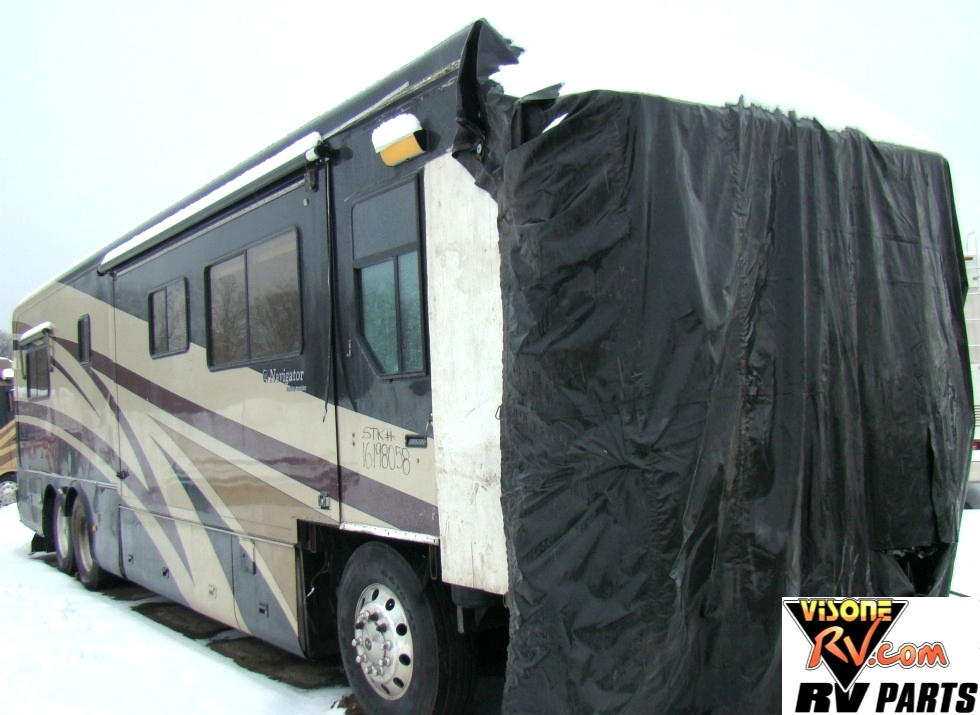2002 HOLIDAY RAMBLER NAVIGATOR USED PARTS FOR SALE Used RV Parts