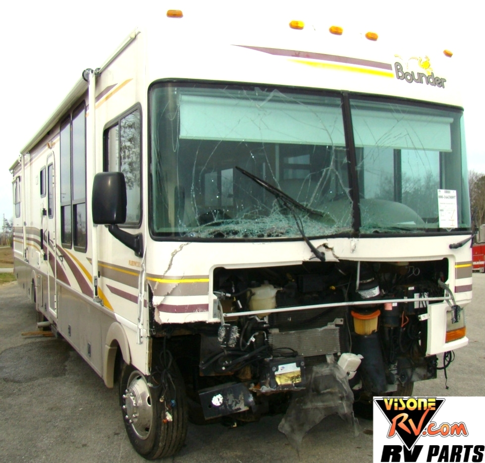 2002 FLEETWOOD BOUNDER MOTORHOME PARTS FOR SALE  Used RV Parts
