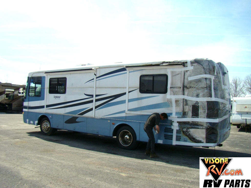 Used Rv Parts 2003 Holiday Rambler Neptune Parts Used Rv