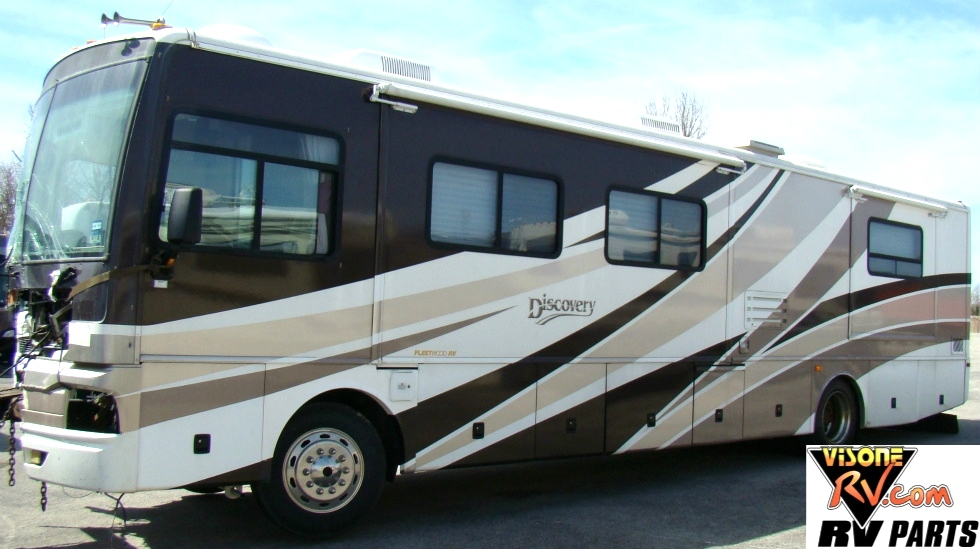 2003 FLEETWOOD DISCOVERY USED MOTORHOME SALVAGE PARTS FOR SALE.  Used RV Parts