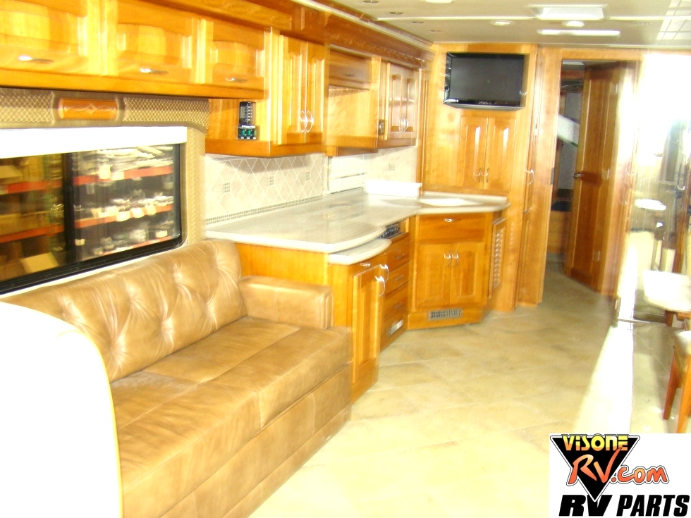 2008 BEAVER CONTESSA RV PARTS FOR SALE - MOTORHOME SALVAGE YARD  Used RV Parts