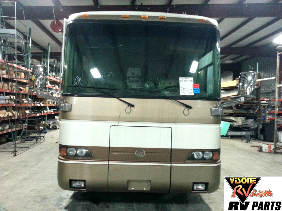 RV SALVAGE YARD MONACO DYNASTY MOTORHOME 2001 RV PARTS FOR SALE  Used RV Parts