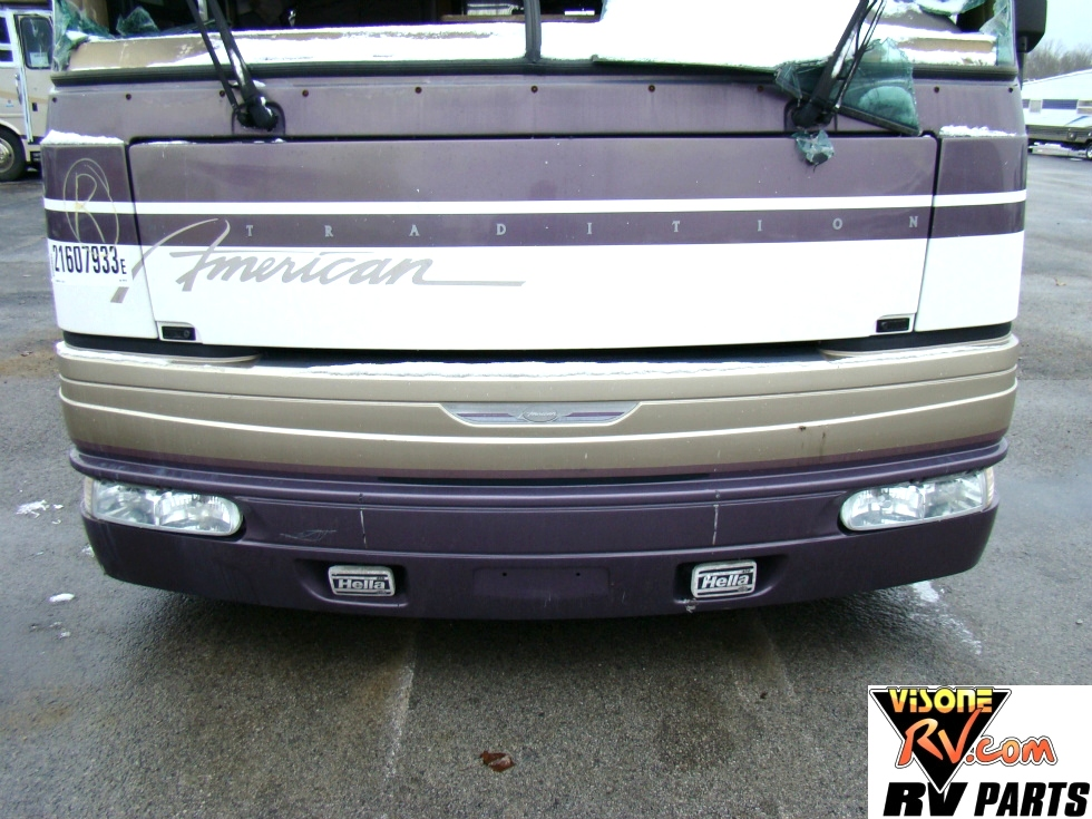 AMERICAN TRADITION PARTS - 1998 FLEETWOOD AMERICAN COACH  Used RV Parts