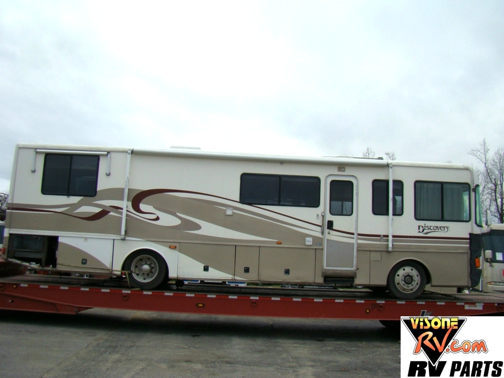 1997 FLEETWOOD DISCOVERY MOTORHOME USED PARTS SEARCH VISONE RV  Used RV Parts