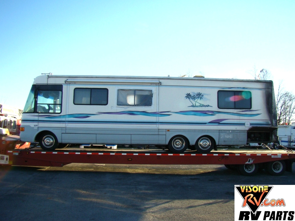 WHERE TO BUY USED RV MOTORHOME PARTS - VISONE RV - NATIONAL TROPI-CAL Used RV Parts