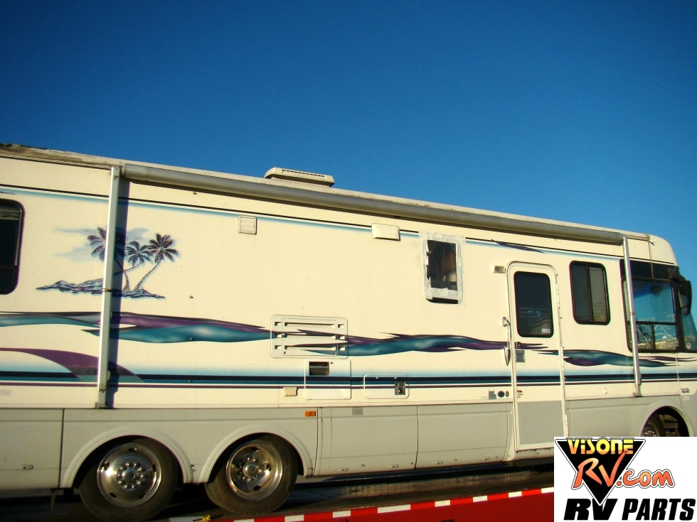 WHERE TO BUY USED RV MOTORHOME PARTS - VISONE RV - NATIONAL TROPI-CAL Used RV Parts