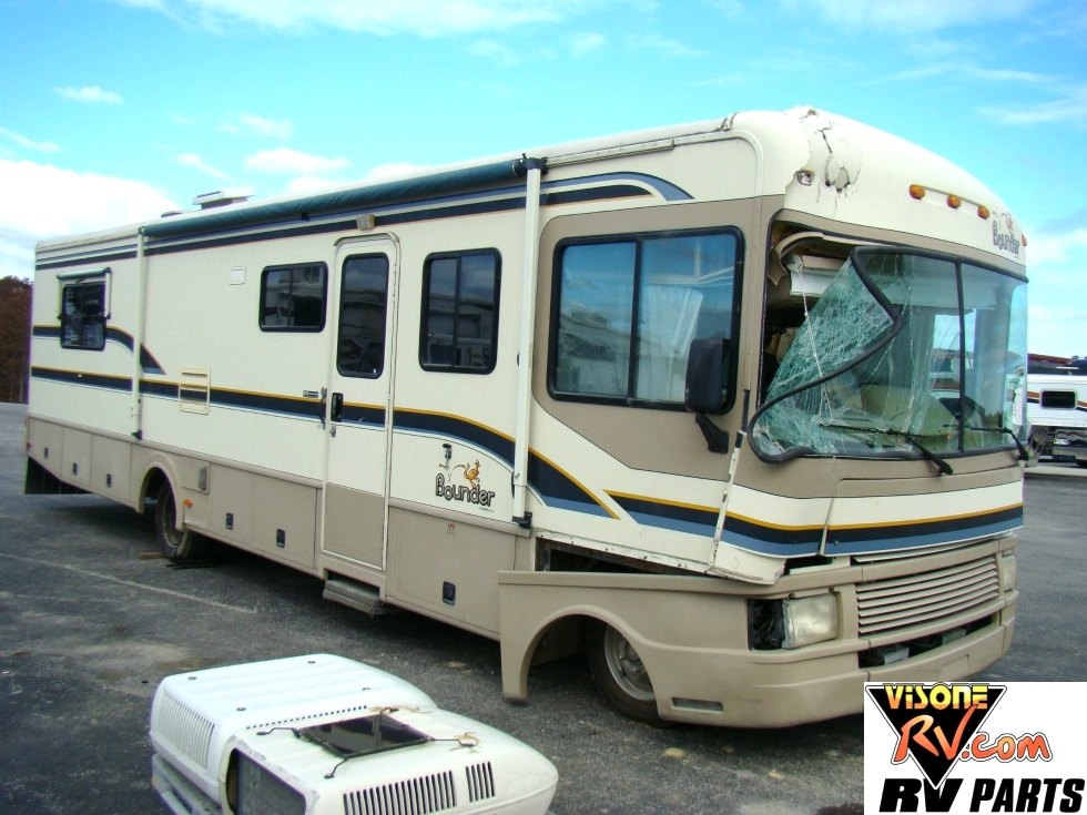 1996 FLEETWOOD BOUNDER 34J RV PARTS FOR SALE  Used RV Parts