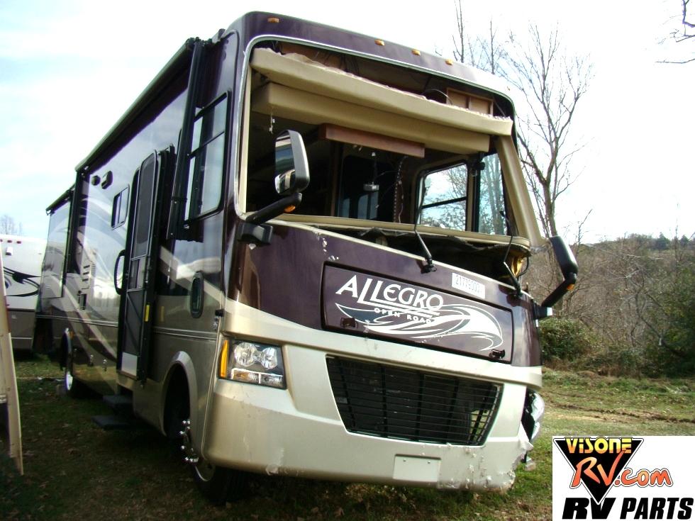 2012 ALLEGRO OPEN ROAD RV PARTS VISONE RV Used RV Parts