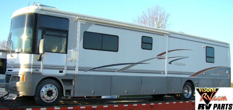 USED RV PARTS FOR SALE 2002 WINNEBAGO CHIEFTAIN  Used RV Parts